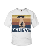 Believe Bigfoot Youth T-Shirt thumbnail