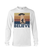 Believe Bigfoot Long Sleeve Tee thumbnail
