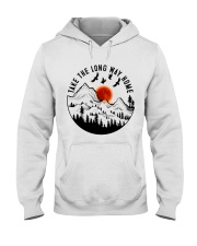 Take The Long Way Home Hooded Sweatshirt thumbnail