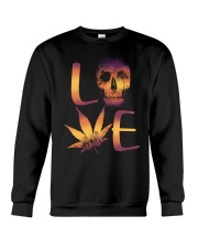 Love Skull Crewneck Sweatshirt tile