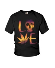 Love Skull Youth T-Shirt thumbnail