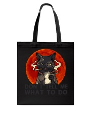 Cats Are Aliens Tote Bag thumbnail