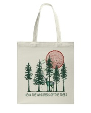 Hear The Whispers Tote Bag thumbnail