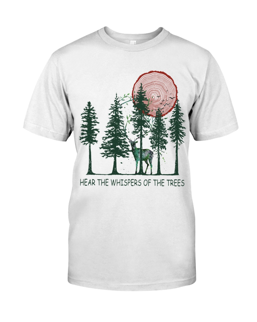 Hear The Whispers Classic T-Shirt
