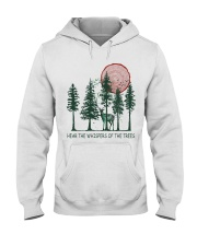 Hear The Whispers Hooded Sweatshirt thumbnail