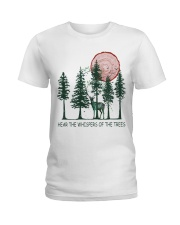 Hear The Whispers Ladies T-Shirt thumbnail
