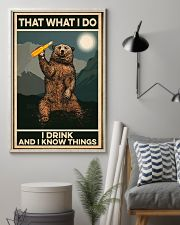 That What I Do 11x17 Poster lifestyle-poster-1