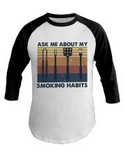 Ask Me About Baseball Tee thumbnail