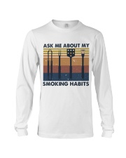 Ask Me About Long Sleeve Tee thumbnail