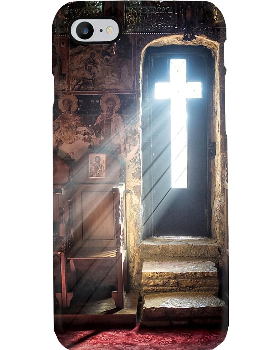 Light Cross Phone Case