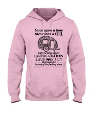 Once Upon A Time Hooded Sweatshirt front
