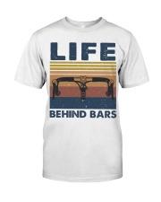 Life Behind Bars Classic T-Shirt thumbnail