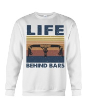 Life Behind Bars Crewneck Sweatshirt thumbnail