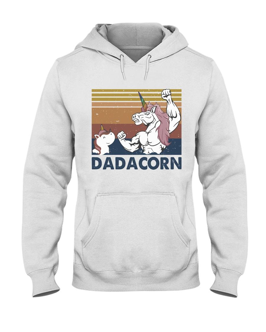 Dadacorn Hooded Sweatshirt