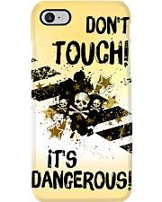It's Dangerous Phone Case i-phone-7-case