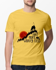 -Hike More Worry Less Classic T-Shirt lifestyle-mens-crewneck-front-13