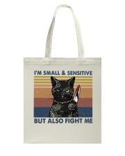 Im Small And Sensitive Tote Bag thumbnail