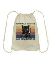 Im Small And Sensitive Drawstring Bag thumbnail