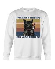 Im Small And Sensitive Crewneck Sweatshirt thumbnail