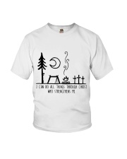 I Can DO All Things Youth T-Shirt thumbnail
