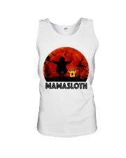 Mama Sloth Unisex Tank thumbnail