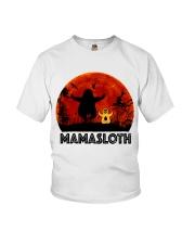 Mama Sloth Youth T-Shirt thumbnail