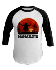 Mama Sloth Baseball Tee thumbnail