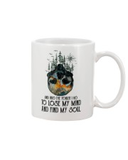 Woodland Animal Tracks Mug thumbnail