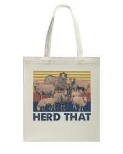 Herd That Tote Bag thumbnail