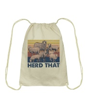 Herd That Drawstring Bag thumbnail