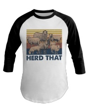 Herd That Baseball Tee thumbnail