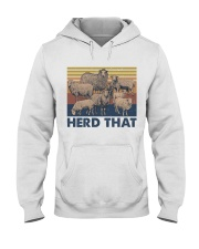 Herd That Hooded Sweatshirt front