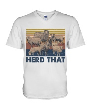 Herd That V-Neck T-Shirt thumbnail