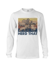 Herd That Long Sleeve Tee thumbnail