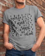 Youll Never Walk Alone Classic T-Shirt apparel-classic-tshirt-lifestyle-26