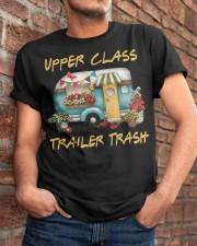 Upper Class Trailer Trash Classic T-Shirt apparel-classic-tshirt-lifestyle-26