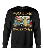 Upper Class Trailer Trash Crewneck Sweatshirt thumbnail