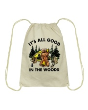 It Is All Good Drawstring Bag thumbnail