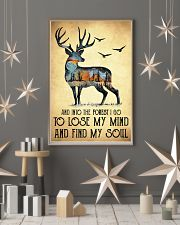 And Into The Forest I Go 11x17 Poster lifestyle-holiday-poster-1