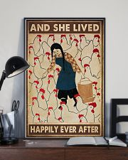 And She Lived Happily 11x17 Poster lifestyle-poster-2