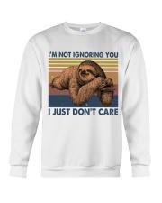 Im Not Ignoring Crewneck Sweatshirt thumbnail
