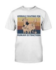Animals Waiting For Classic T-Shirt thumbnail