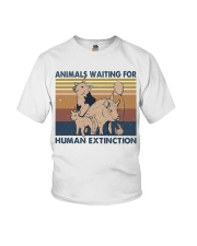 Animals Waiting For Youth T-Shirt thumbnail