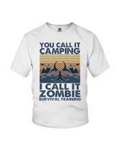 You Call It Camping Youth T-Shirt thumbnail