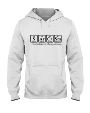 Sarcasm Funny Shirt Hooded Sweatshirt thumbnail