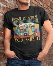 Home Is Where You Park Classic T-Shirt apparel-classic-tshirt-lifestyle-26