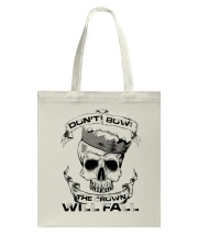 The Crown Will Fall Tote Bag thumbnail