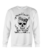 The Crown Will Fall Crewneck Sweatshirt thumbnail