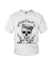 The Crown Will Fall Youth T-Shirt thumbnail