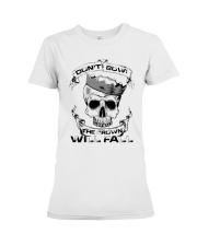 The Crown Will Fall Premium Fit Ladies Tee thumbnail
